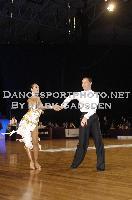 Stefan Green & Adriana Sigona at