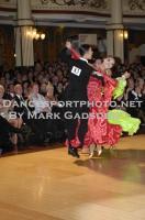 Chao Yang & Yiling Tan at Blackpool Dance Festival 2010