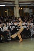 Neil Jones & Ekaterina Jones at Blackpool Dance Festival 2012