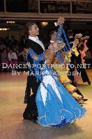 Stanislav Wakeham & Laura Nolan at Blackpool Dance Festival 2009