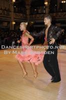 Stanislav Wakeham & Laura Nolan at