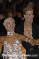 Jurij Batagelj & Jagoda Batagelj at Blackpool Dance Festival 2007