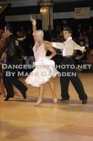 Steven Greenwood & Jessica Dorman at Blackpool Dance Festival 2010
