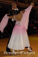 Alex Sindila & Katie Gleeson at Blackpool Dance Festival 2007