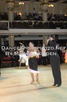 Andrei Mosejcuk & Kamila Kajak at Blackpool Dance Festival 2012