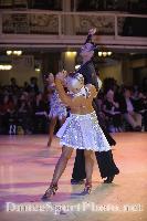 Photo of Andrew Cuerden & Hanna Haarala