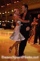 Andrew Cuerden & Hanna Haarala at