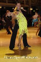Pasha Pashkov & Inna Brayer at Blackpool Dance Festival 2007