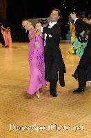 Anton Lebedev & Anna Borshch at UK Open 2007
