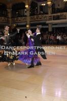 Qi Dang & Sun Yajie at Blackpool Dance Festival 2010