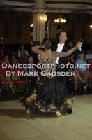 Sergey Kravchenko & Lauren Oakley at