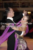 Sergey Kravchenko & Lauren Oakley at Blackpool Dance Festival 2010