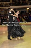 Valerio Colantoni & Yulia Spesivtseva at Blackpool Dance Festival 2011