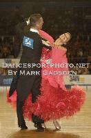 Nikolai Darin & Natalya Seredina at