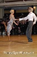 Peter Stokkebroe & Kristina Stokkebroe at Blackpool Dance Festival 2007