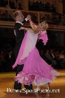 Robert Hoefnagel & Silke Hoefnagel at Blackpool Dance Festival 2007