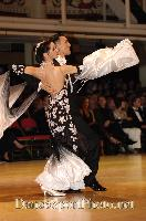 Victor Fung & Anna Mikhed at Blackpool Dance Festival 2007