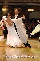 Tomasz Papkala & Frantsiska Yordanova at Blackpool Dance Festival 2007
