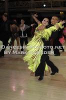 Maksim Bodnar & Elisaveta Vnuchkova at Blackpool Dance Festival 2012