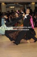 Photo of Kyle Taylor & Polina Shklyaeva