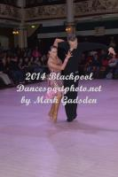 Andrew Escolme & Amy Louise Baker at