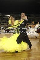 Photo of Paolo Bosco & Joanne Clifton