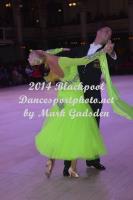 Andrea Zaramella & Kristie Simmonds at