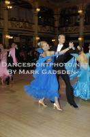 Alex Freyr Gunnarsson & Liis End at Blackpool Dance Festival 2012