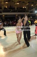 Ron Garber & Liza Lakovitsky at Blackpool Dance Festival 2012