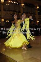 Simone Segatori & Annette Sudol at Blackpool Dance Festival 2011