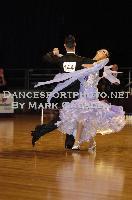 Photo of Simone Segatori & Annette Sudol