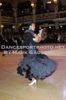 Simone Segatori & Annette Sudol at Blackpool Dance Festival 2010