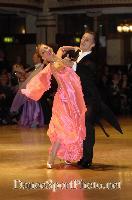 Nikolai Darin & Ekaterina Fedotkina at Blackpool Dance Festival 2007