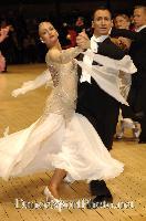 Daniele Gallaro & Kimberly Taylor at UK Open 2007