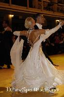 Daniele Gallaro & Kimberly Taylor at Blackpool Dance Festival 2007