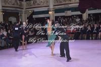 Andrey Gorbunov & Karla Gerbes at