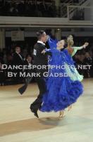 Marek Kosaty & Paulina Glazik at Blackpool Dance Festival 2012