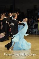 Marek Kosaty & Paulina Glazik at UK Open 2007