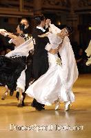 Andrea Zaramella & Letizia Ingrosso at Blackpool Dance Festival 2007
