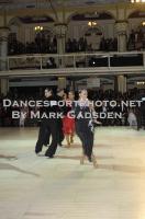 Alex Wei Wang & Roxie Jin Chen at Blackpool Dance Festival 2012