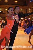 Alex Wei Wang & Roxie Jin Chen at Blackpool Dance Festival 2008
