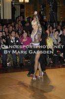 Sarunas Greblikas & Viktoria Horeva at Blackpool Dance Festival 2010