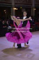 Vadim Negrebetskiy & Bettina Hatfield at