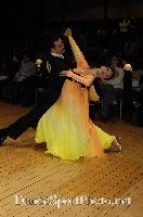 Shozo Ishihara & Toko Shibuya at UK Open 2007