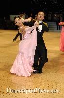 Qing Shui & Yan Yan Ma at UK Open 2007