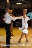 Martyn Long & Elaine Long at Blackpool Dance Festival 2007