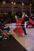 Callam Thomson & Charlotte Carruthers at