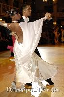 Francesco Andreani & Francesca Longarini at Blackpool Dance Festival 2007