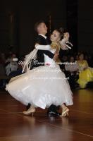 Jack Lowe & Arwyn Stevens at Crown International Dance Championships 2018
