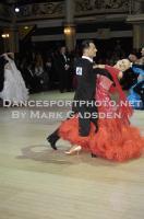 Oscar Pedrinelli & Kamila Brozovska at